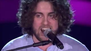Andrea Butturini - Dentro Marylin (Blind Audition #1) - The Voice of Italy