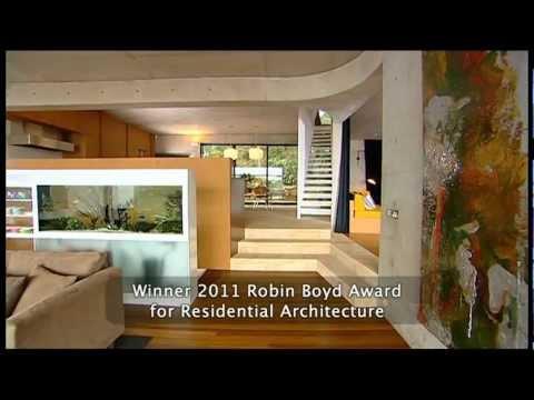 Neeson Murcutt Castlecrag Robin Boyd Award 2011 Aia House