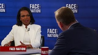 Condoleezza Rice weighs in on tensions with Russia, North Korea