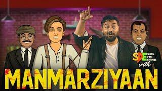 Manmarziyaan Special Ft Anurag Kashyap II Shudh Desi Endings
