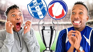 ON A UN CLUB DE FOOT !!! - LES PARODIE BROS