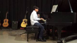 Sonatina by Clementi - Performed by Royce