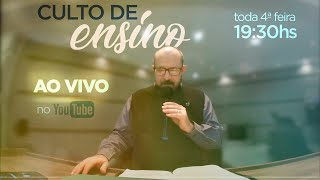 Culto ao vivo - 01/07/2020