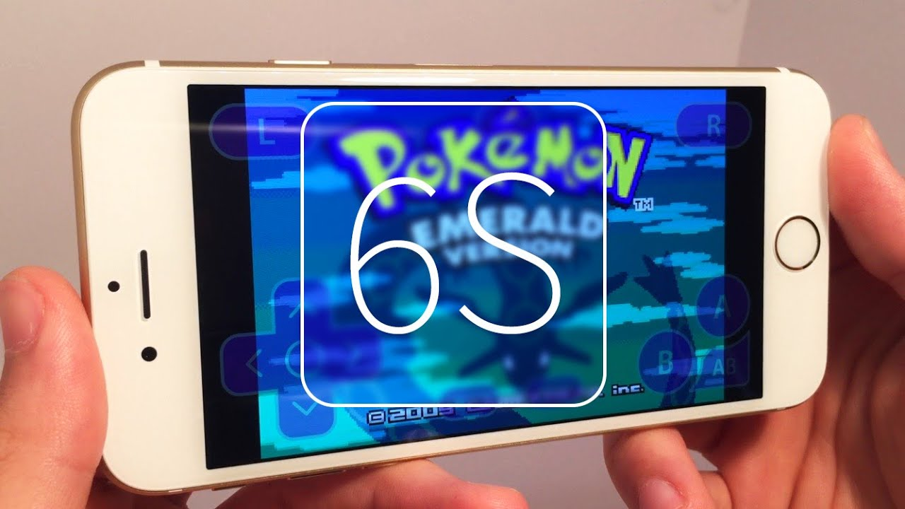 gameboy advance emulator iphone emulators on an iphone 6s no jailbreak ios 9 gba nds 14176