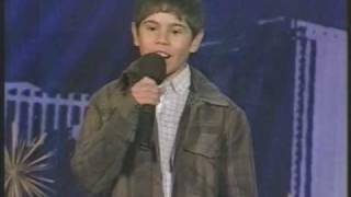 Talento Argentino 2009 / Franco Peletti - No me doy por vencido