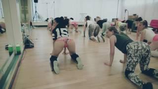 """TINZE twerk workshop 2016 / """"Twerk it like Miley"""" / #twerkwithtinze"""