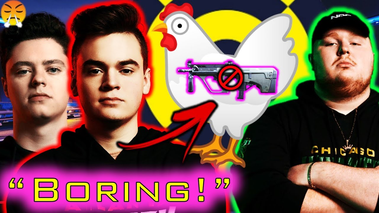 ATL FaZe CHICKEN Out of Breaking GA?!.. New York Home Series Day 1 Recap!    CoD Competitive