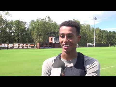 Campbell Men's Soccer | No. 2 In NCAA Goals