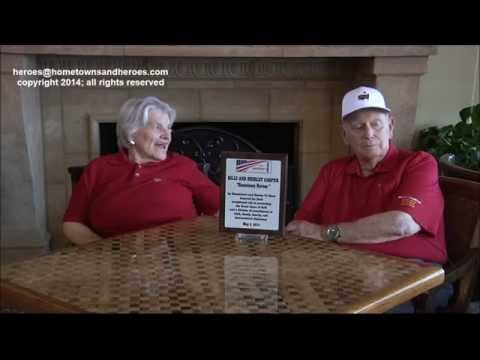 BILLY AND SHIRLEY CASPER INTERVIEW, Video by Golfing Country
