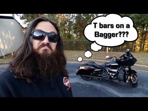 2019 Road Glide Special // Kraus Handlebar Install and Test Ride