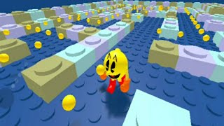 pacman animation pac-man 3d video Games Perfect Game online games tv bbcc