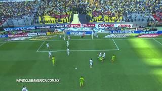 América 0-4 Gallos de Querétaro jornada 14 Clausura 2015