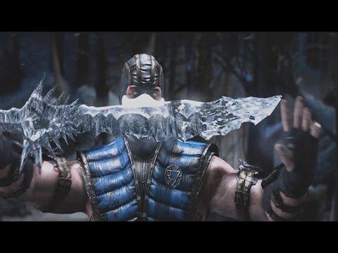 Mortal Kombat X - Sub-Zero All Fatalites/ Brutalities/ X-Ray Gameplay