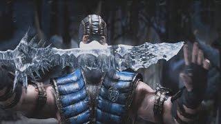 Mortal Kombat X - Sub-Zero All Fatalites Brutalities X-Ray Gameplay