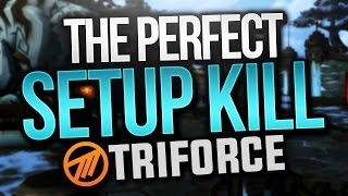 LSD VS TSG | THE PERFECT SETUP KILL with 3 x Blizzcon Champion Fabss | Method Triforce