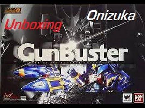 Unboxing Bandai SOC Gunbuster GX-34R