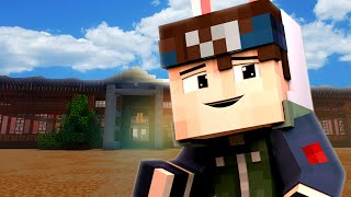 FIRST DAY OF SCHOOL! - Spirits of Life - (Minecraft Roleplay) #8