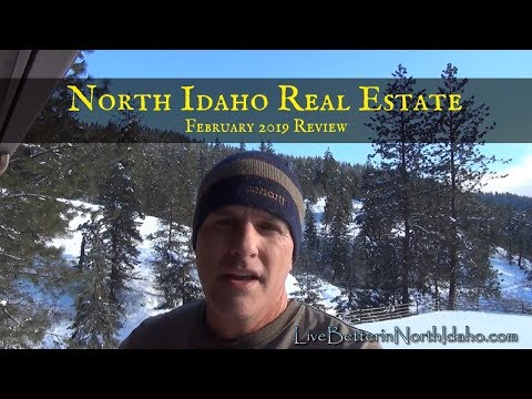 North Idaho Real Estate Review February 2019