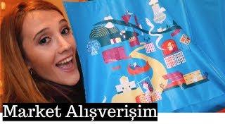 Market Alışverişim #1 | Avusturya'da Neler Aldım?