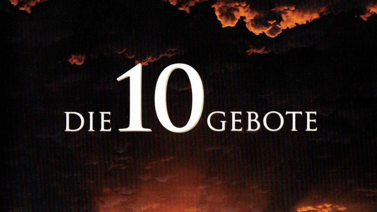 Die 10 Gebote Film