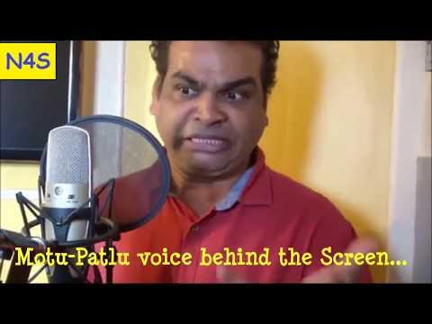 Motu Patlu All Real Voice || মোটু পাতলু কার্টুনের কন্ঠ thumbnail