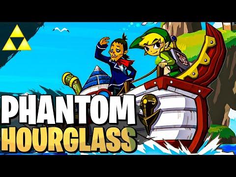 ZELDA : Phantom Hourglass   Chronologie