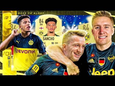 FIFA 20 REUS TO GLORY #3 | Making PROGRESS!