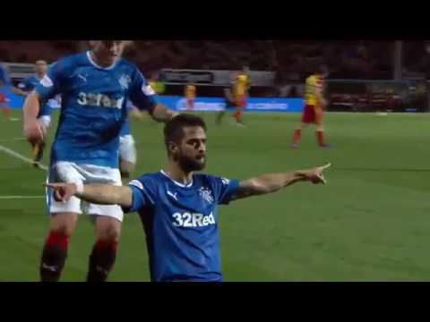 Daniel Candeias - Rangers | Goals & Assists
