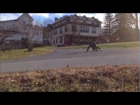 Vermont Longboarding Edit