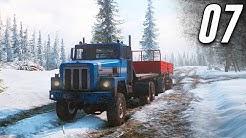 SnowRunner - Part 7 - WELCOME TO ALASKA!