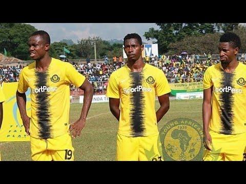 AFRICA LYON  0 VS YANGA SC  1   20/12/2018