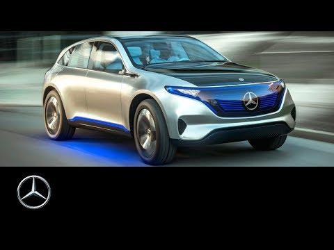 Mercedes-Benz Concept EQ: Future of E-Mobility | SXSW 2018