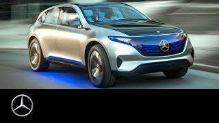 Mercedes-Benz Concept EQ: Future of E-Mobility   SXSW 2018