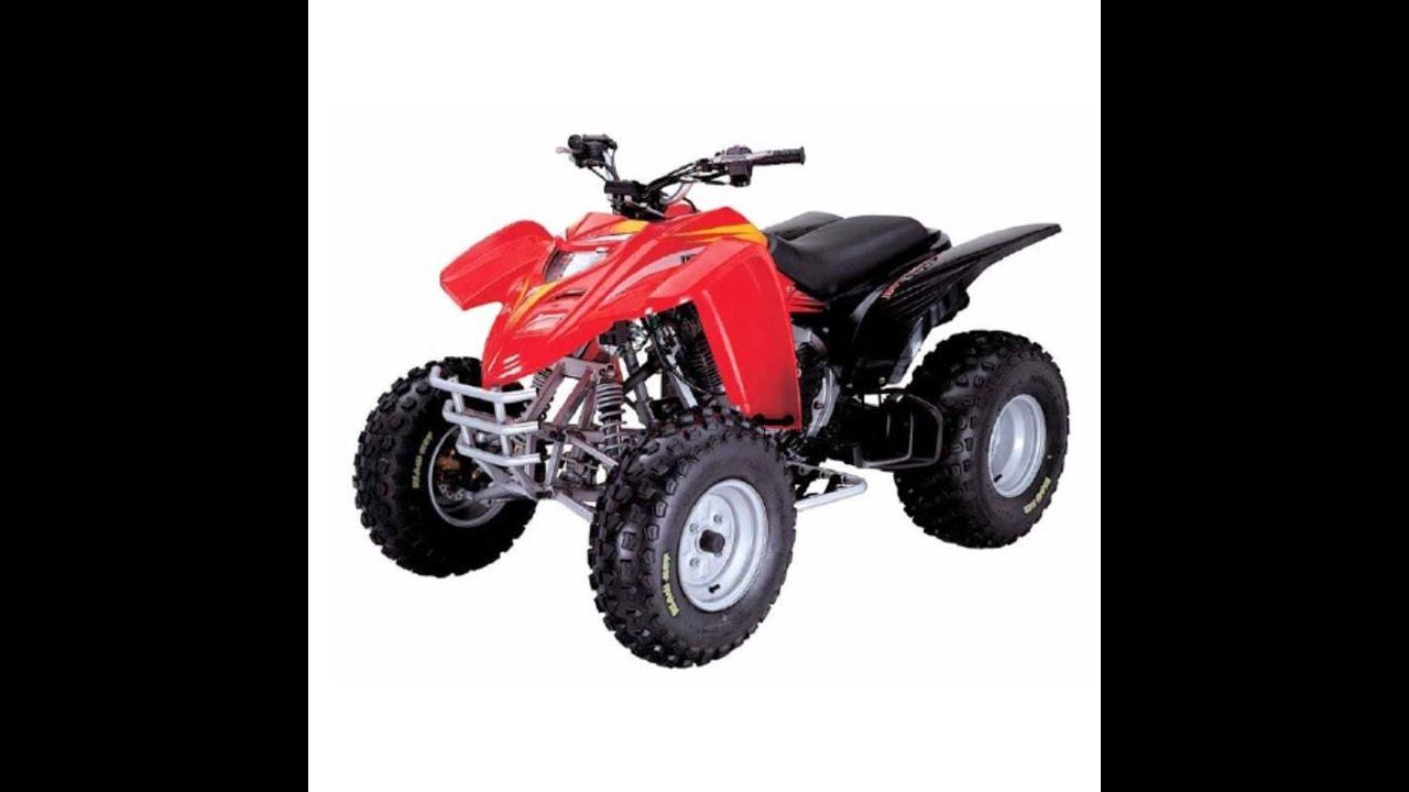 Adly ATV-300 - Service Manual / Repair Manual - Wiring Diagrams - YouTube   Adly Atv Wiring Diagram      YouTube
