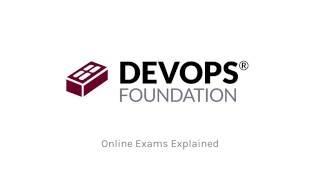 DevOps® Foundation Exam