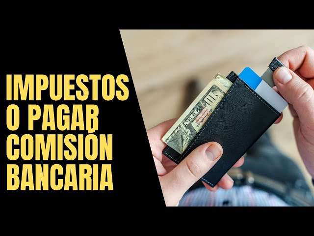 Pagar impuestos en México o pagar la comisión al sacar dinero de los cajeros con la tarjeta Payoneer