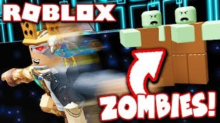 *NEW* ZOMBIE MODE & BONUS LEVELS IN SPEED RUN 4! (Roblox)