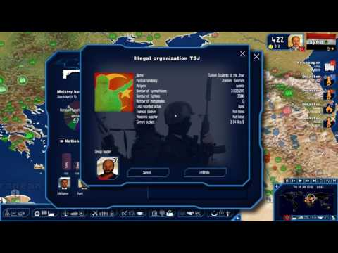 Geopolitical Simulator 4 - Power & Revolution- Türkiye #1