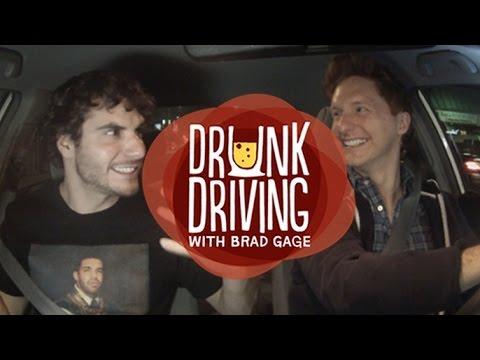 Ryan O'Flanagan  Drunk Driving with Brad Gage