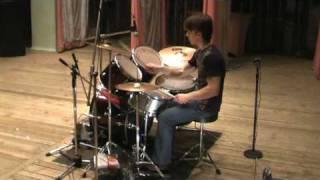 �������� ���� Соло на барабанах ������