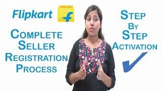 How to Sell on Flipkart | Register as Seller on Flipkart | Seller Guide to sell on flipkart in Hindi
