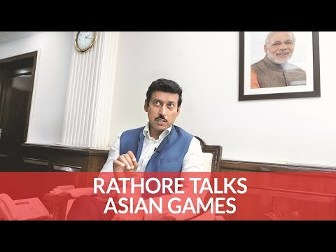 India's Sports Minister Feels Athletes Prepared Well For Asian Games 2018