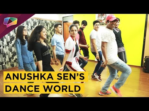 Anushka Sen Gives A Glimpse Of Her Crazy Dance World | Exclusive Interview