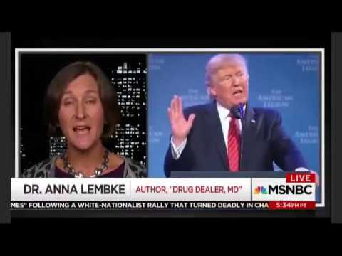 Prez  Trump Declares  OPIOIDS Crisis as National Emergency  Aug 25 2017