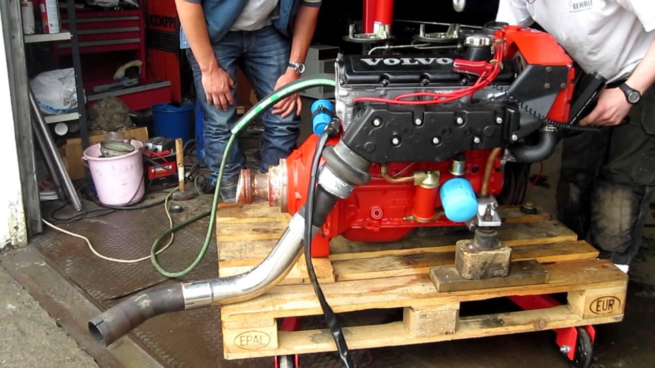 aq151 f rste start etter overhaling youtube rh youtube com Volvo Penta Outboard Volvo Penta Outboard