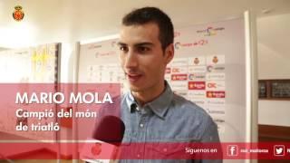 Mario Mola en el Mallorca - UCAM Murcia