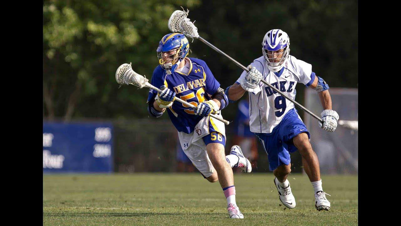 Lacrosse Wallpaper Hd: 2012 College Lacrosse Action In HD Delaware Vs St Marys