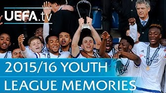 UEFA Youth League memories from 2015/16