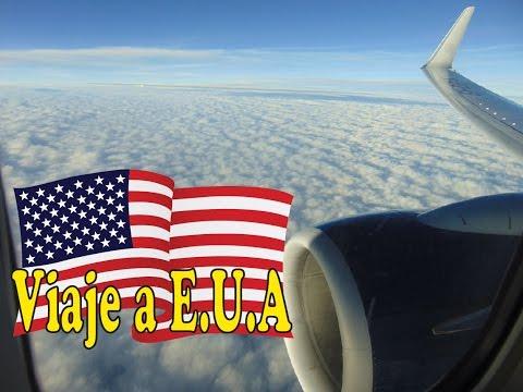 Viaje a E.U.A (Estados Unidos)