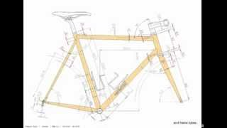 Design your bicycle - the rattleCAD method (3.4.01.38)